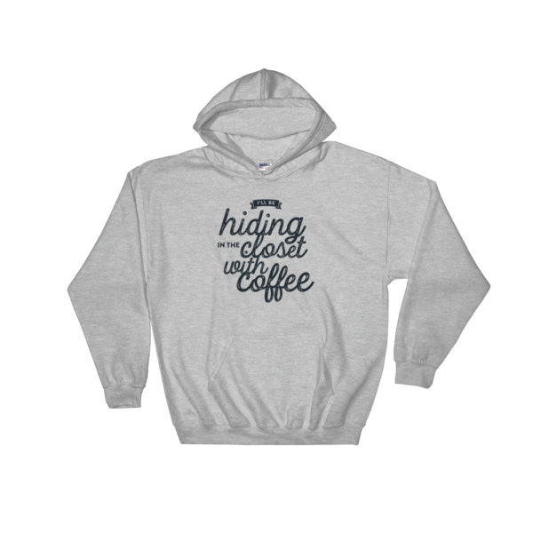 HITCWC Logo Hooded Sweatshirt